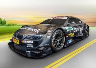Sportowy samochód BMW