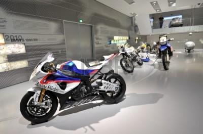 Motocykl BMW, Motor BMW