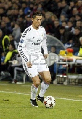 Ronaldo Real Madryt